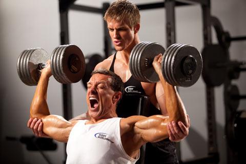 bodybuilding lift