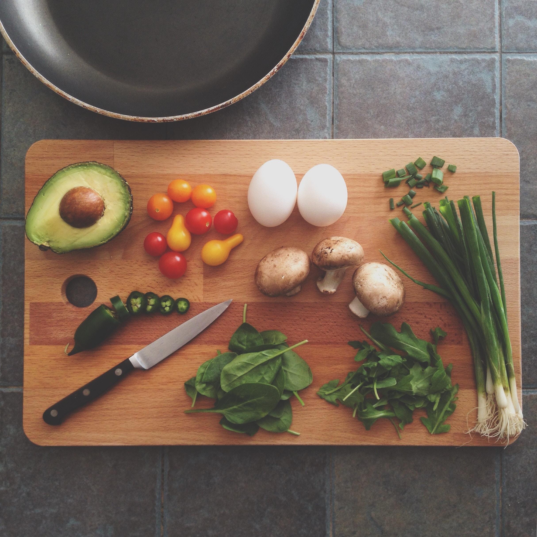 veggies for abs