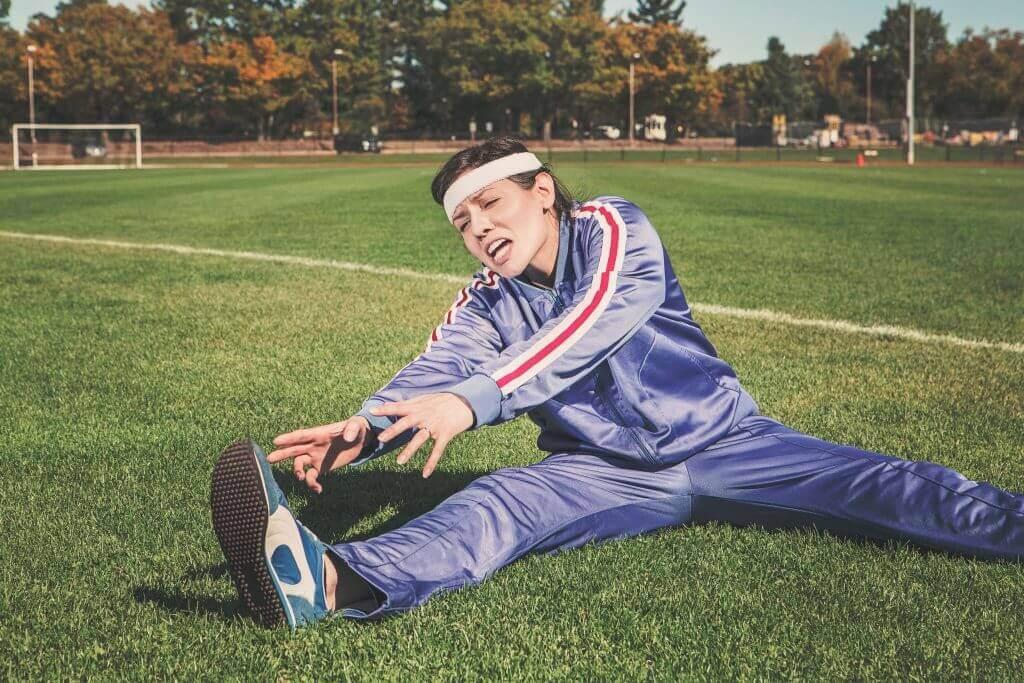 stretching fatigue