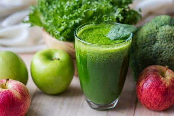 vegan protein shake drink